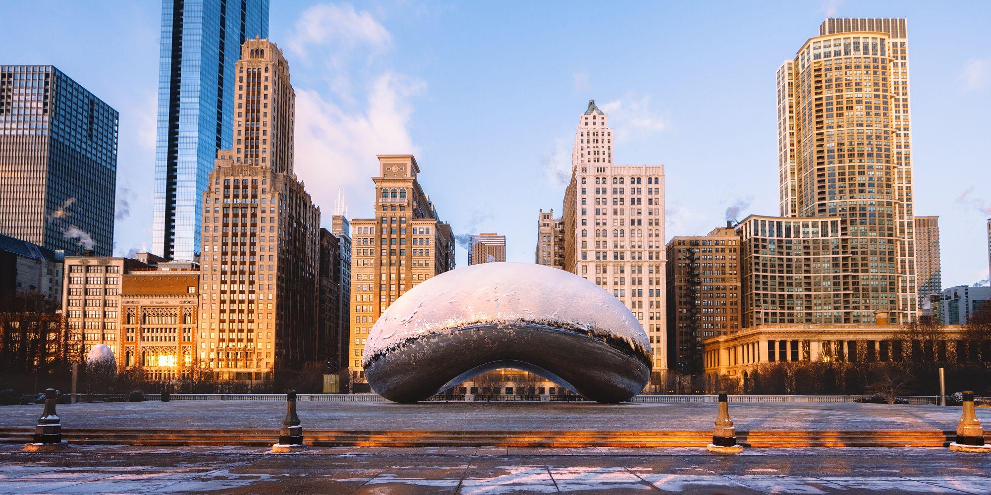 Cloud Gate --Chicago, Illinois