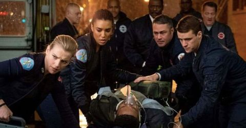 Пожарные Чикаго 9 сезон дата выхода