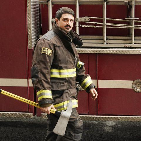 Chicago Fire Season 8 Premiere Fans React To Otis S Death