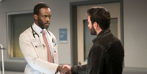 Dr. Isidore Latham, Connor Rhodes, Chicago Med season 5