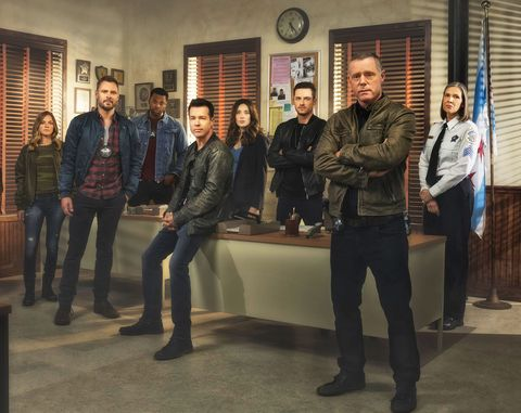 Chicago Pd New Cast 2020 Chicago PD season 7: Cast, episodes, UK and premiere date
