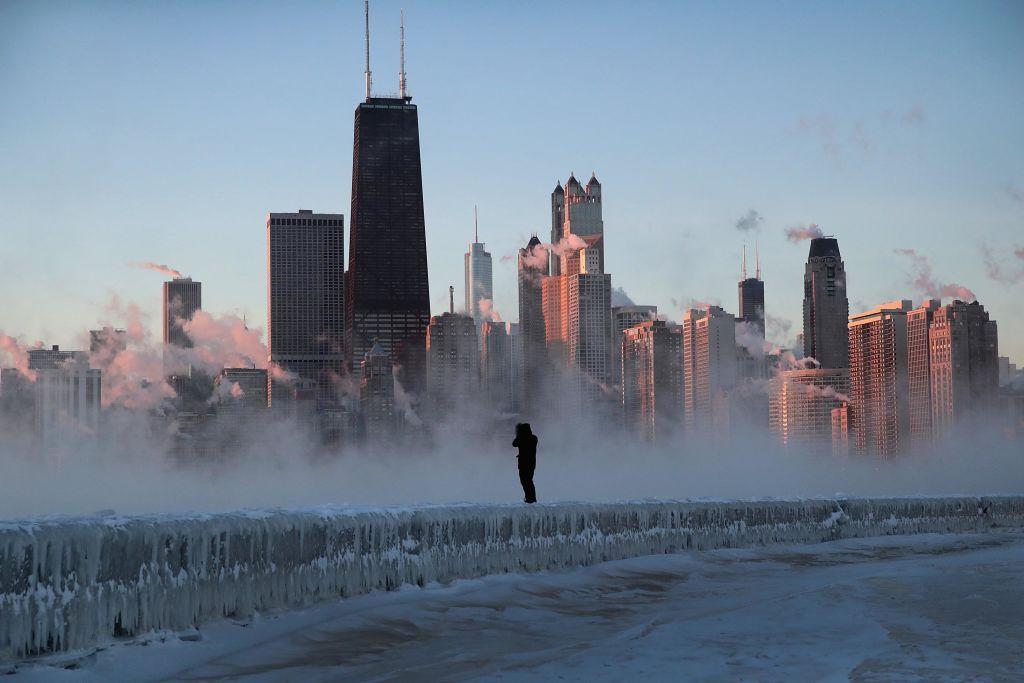 Resultado de imagen para frio chicago