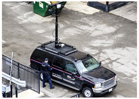 police cell site simulator
