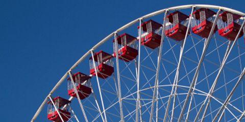 Jenny Chicago Ferris Wheel