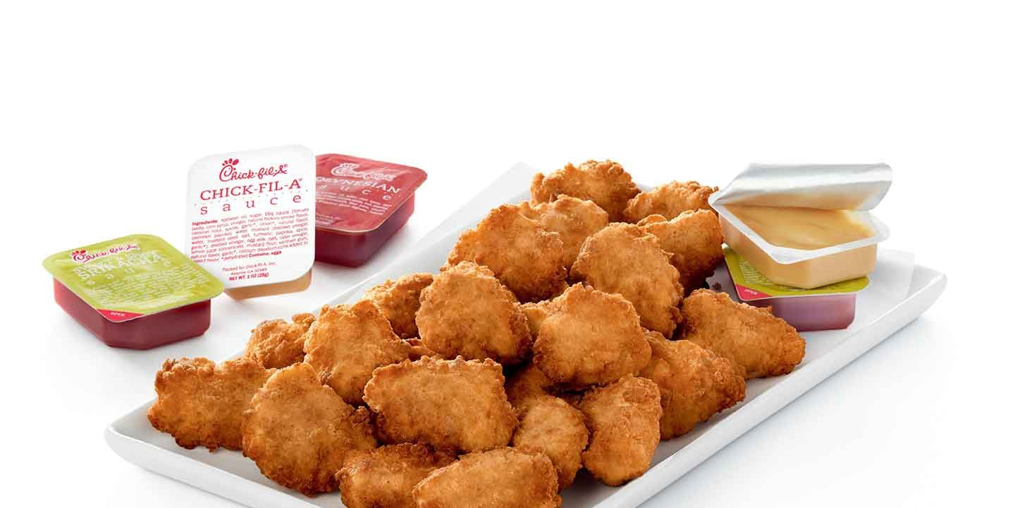 Chick-fil-A Now Offers Family Meals To Feed Up To 4 People