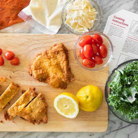 chick fil a chicken parmesan meal kit