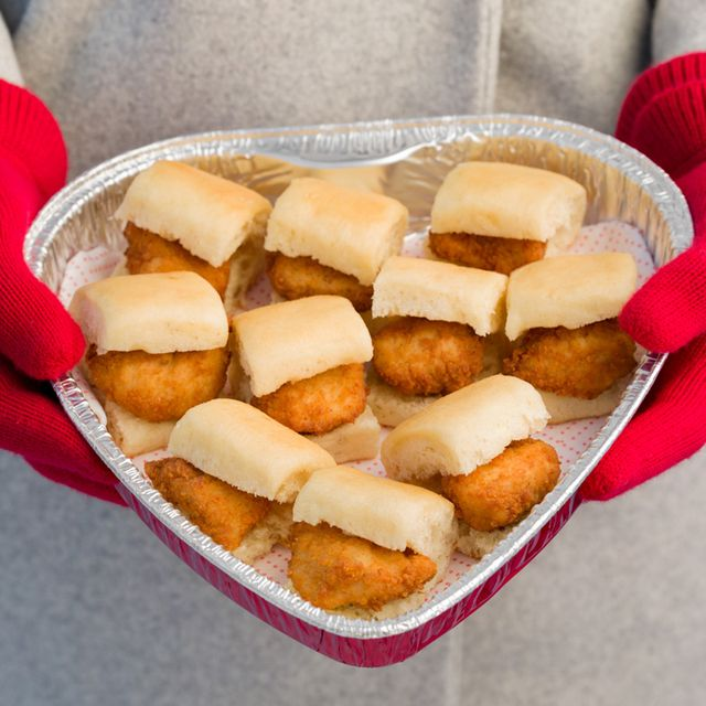 chick fil a heart shaped trays valentine's day