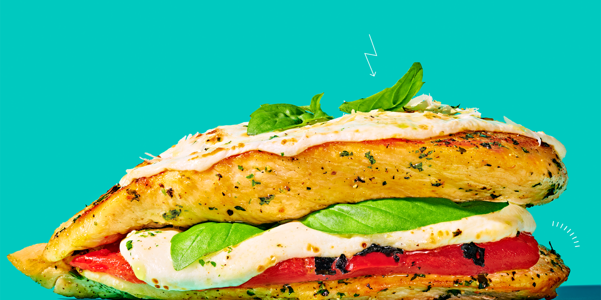 This Ridiculously Delicious Stuffed Chicken Recipe Is Way Easier Than You Think