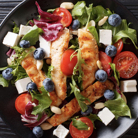 20 Low Calorie High Protein Salads That Won T Leave You Hungry