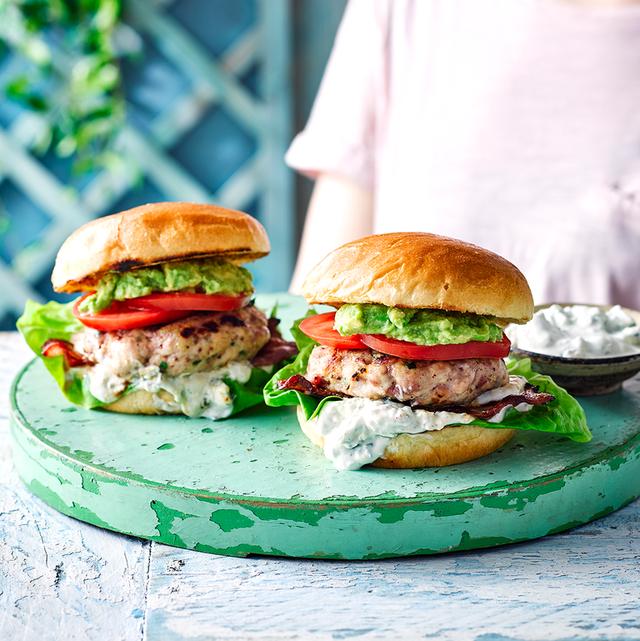 best barbecue recipes bbq chicken burger