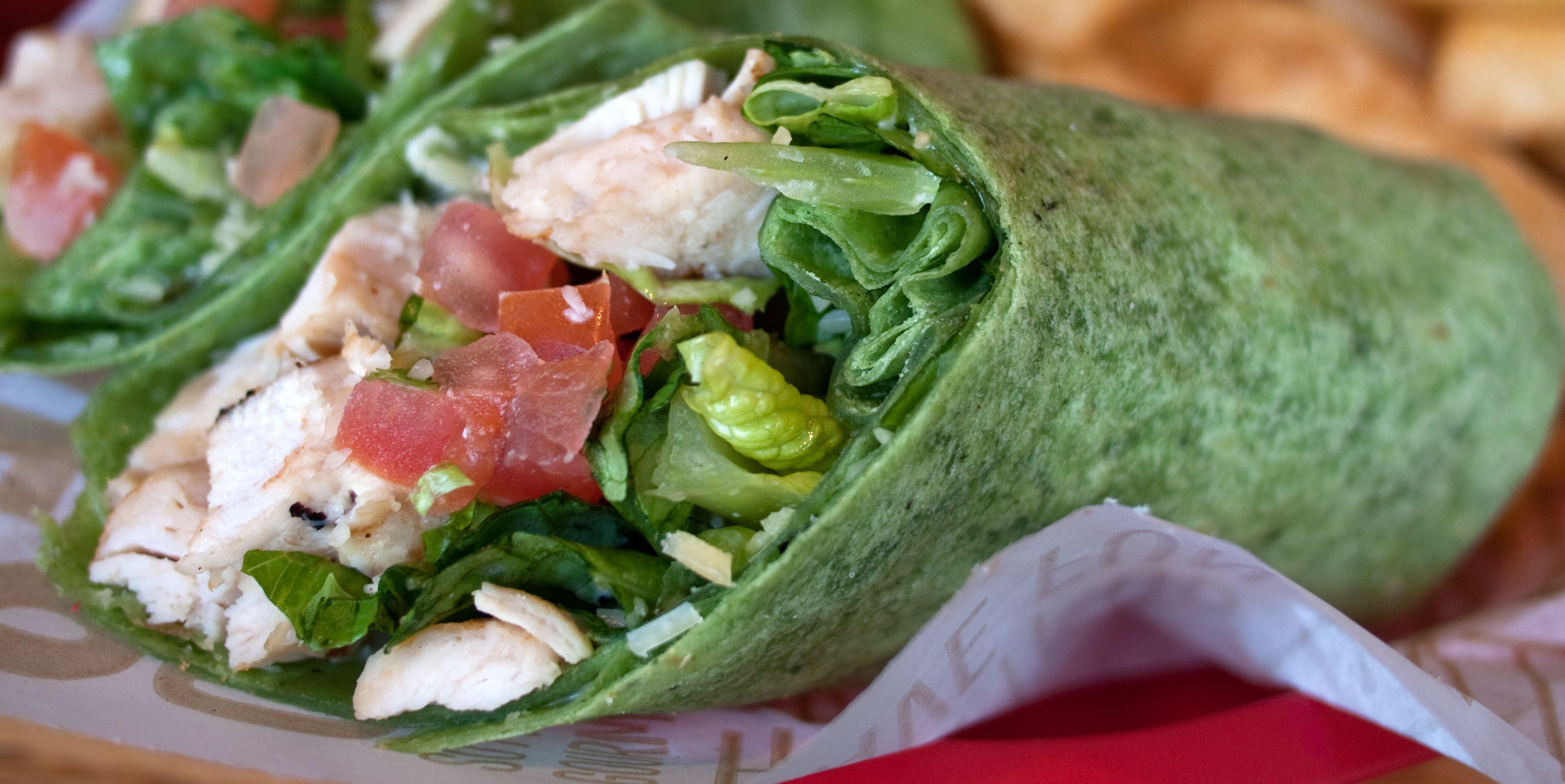 health-food-safety-salads-wraps