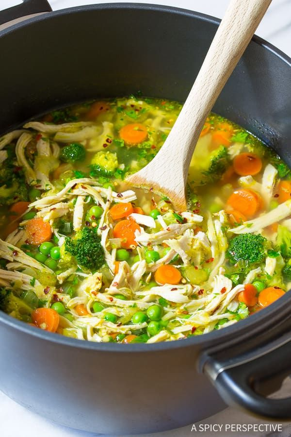 what soup can make you lose weight