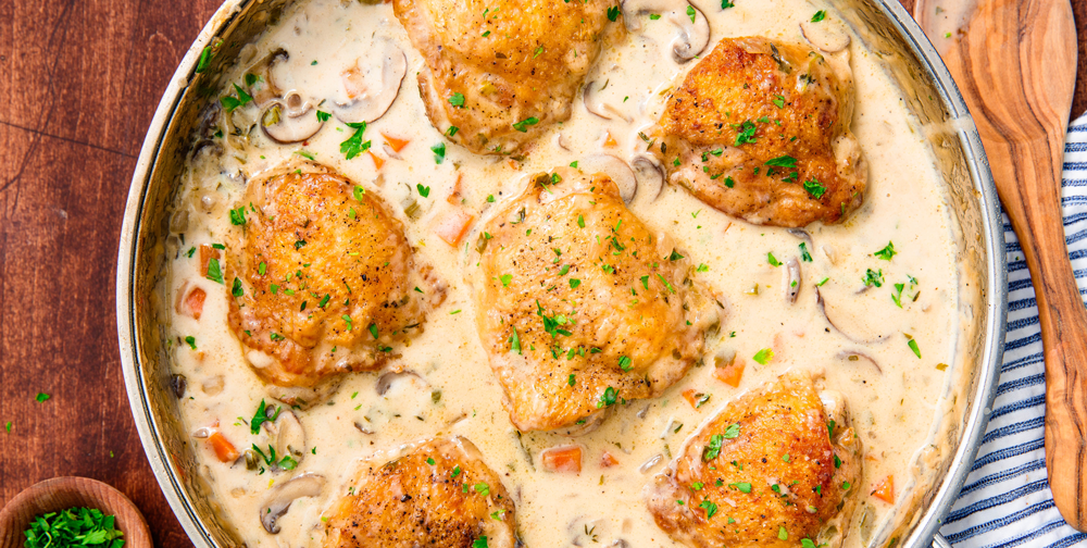 28 Fall Chicken Dinner Recipes To Add To Your Rotation