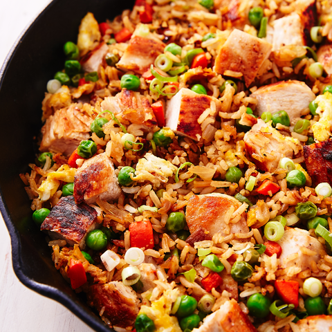 Chicken Fried Rice - Delish.com