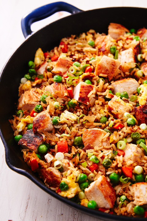 Chicken Fried Rice - Delish.com