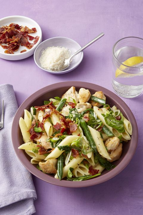 71 heart healthy dinner recipes that dont taste like diet food chicken green bean bacon forumfinder Image collections