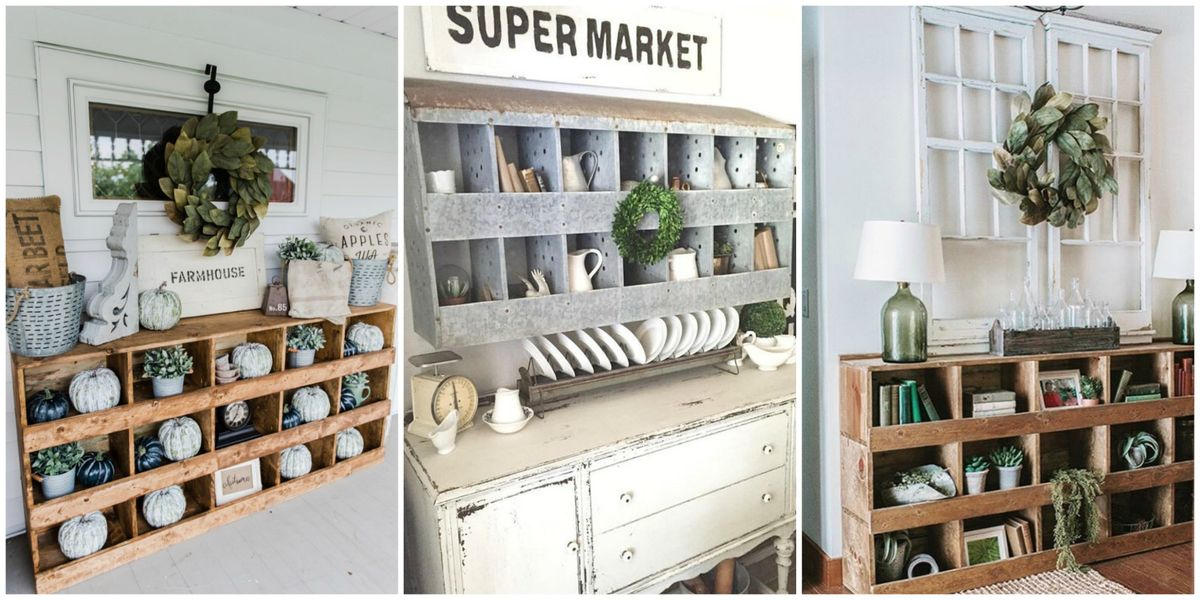 Home Decorating Ideas: Creative Chicken Nesting Boxes