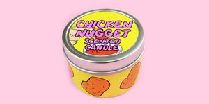 Chicken Nugget Candle