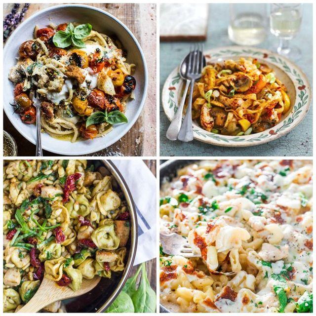 best chicken pasta recipes