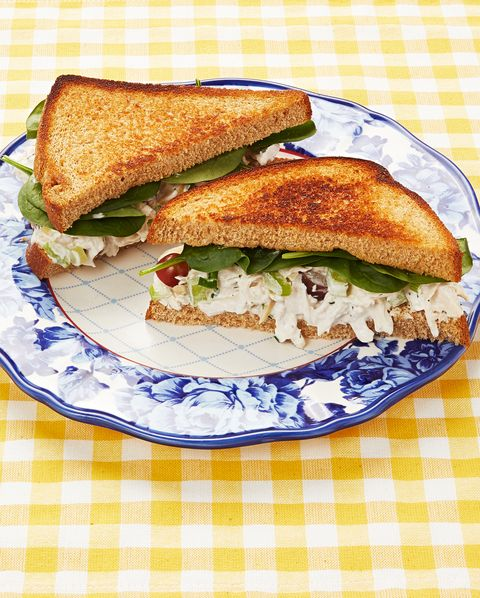 Best Chicken Salad Recipe How To Make Chicken Salad