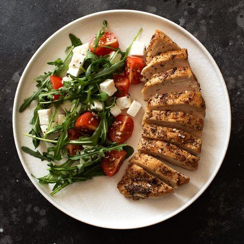 filete pavo al grill