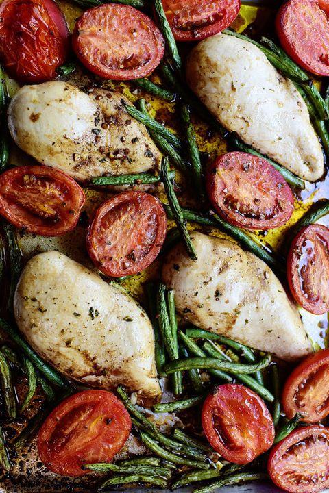chicken sheet pan recipe