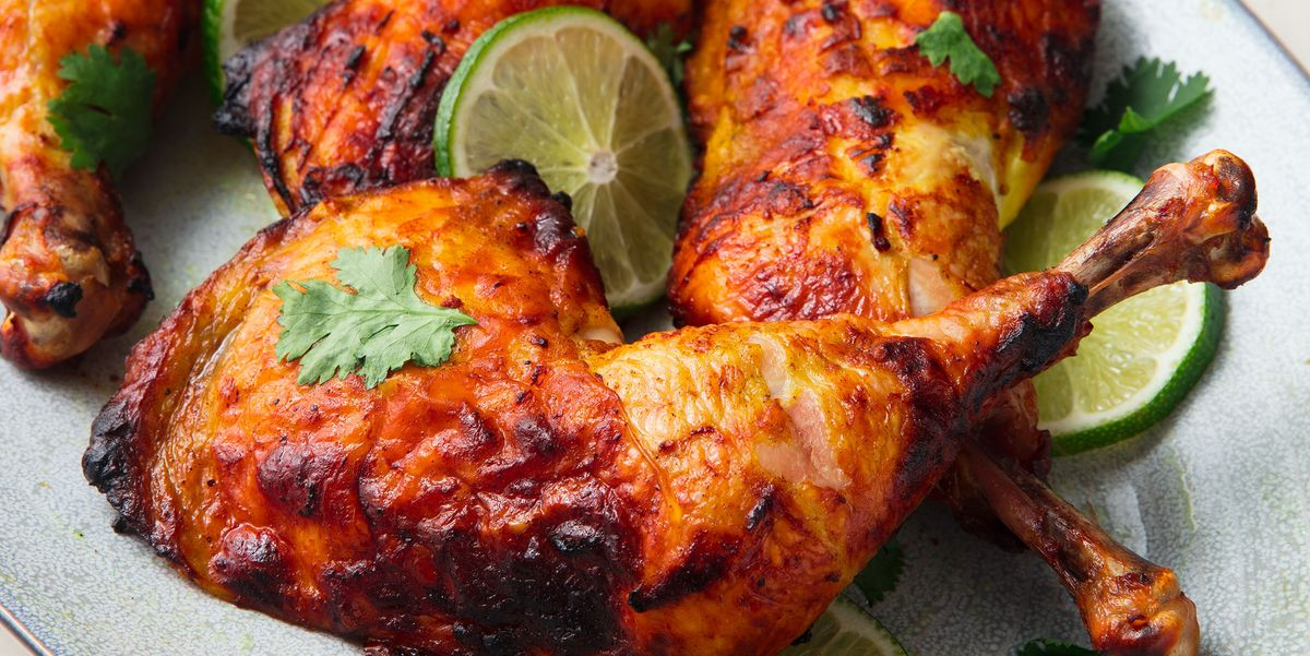 Best Tandoori Chicken Recipe - How To Make Tandoori Chicken