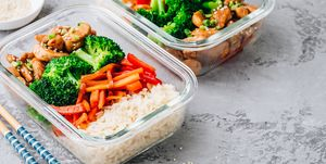 high protein meal prep ideas and recipes