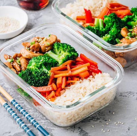 meal prep - women's health uk