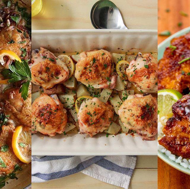 Chicken Thigh Recipes