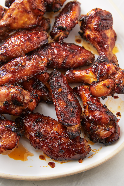 Spicy Asian Chicken Wings - Delish.com