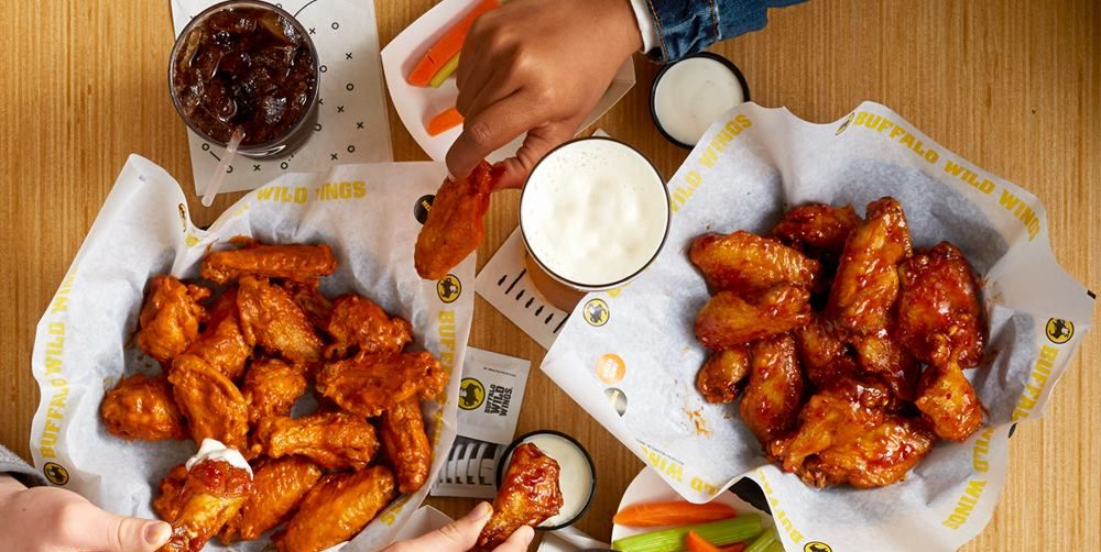 Buffalo Wild Wings Is Selling Family Packs Full Of 40 Wings