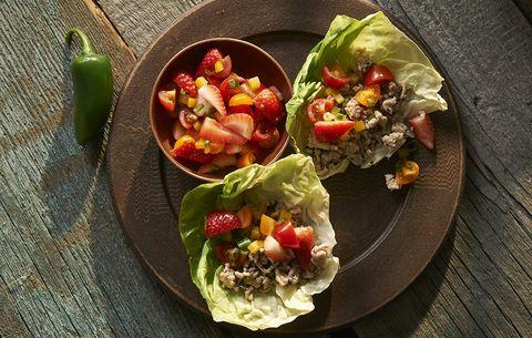 Six Taco Recipes to Fuel Your Runs