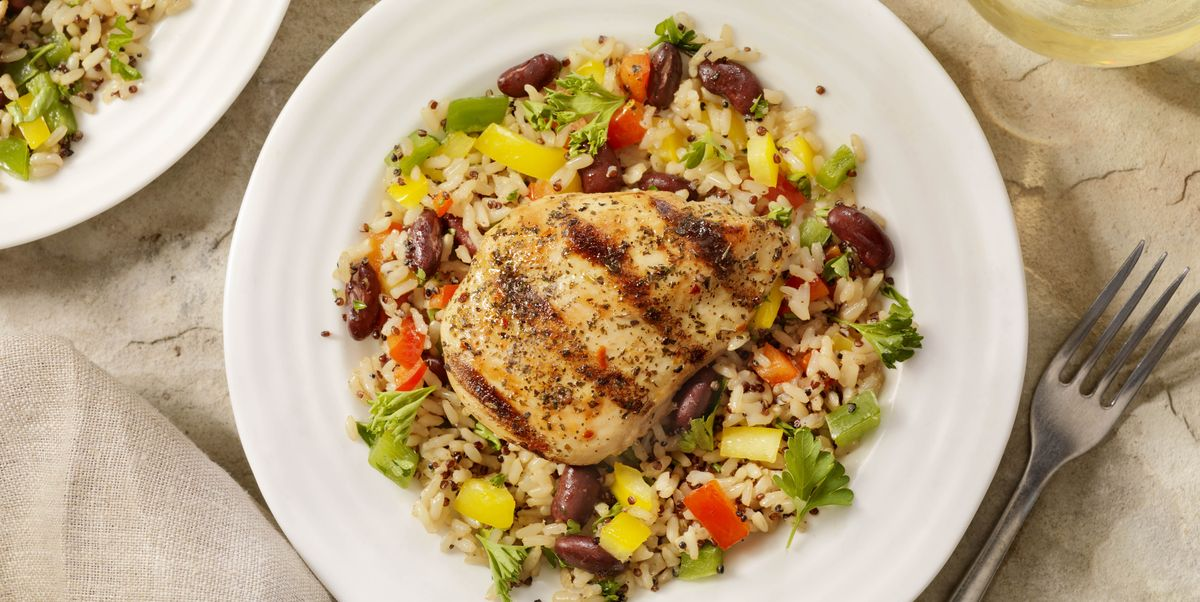 Muscle Building Chicken And Rice Recipe