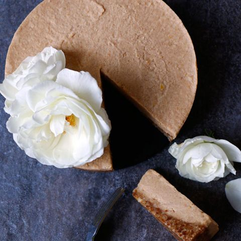 chickpea almond cake