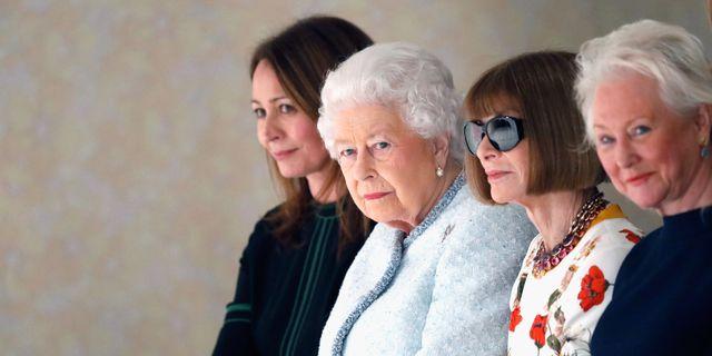 Angela Kelly, Queen Elizabeth's trusted designer, has written a book