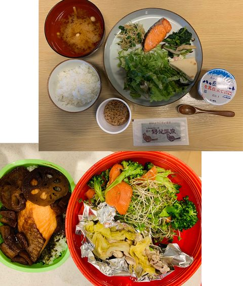 Dish, Cuisine, Food, Meal, Ingredient, Lunch, Comfort food, Steamed rice, Produce, Recipe,