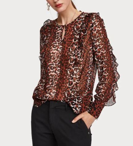 Clothing, Sleeve, Brown, Neck, Outerwear, Blouse, Top, Shirt, Jacket, Beige,