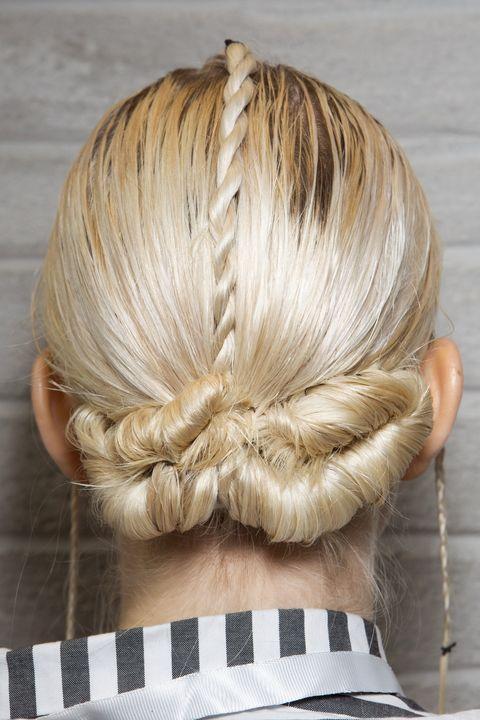 capelli biondi
