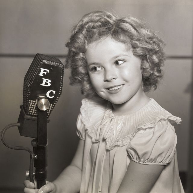 Shirley Temple's life