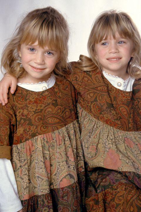 Mary-Kate and Ashley Olsen Portrait Session