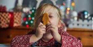 Navidad sin riesgos para los niños