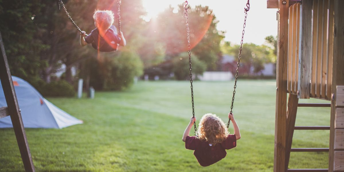 Here are 10 of the best garden swings for kids