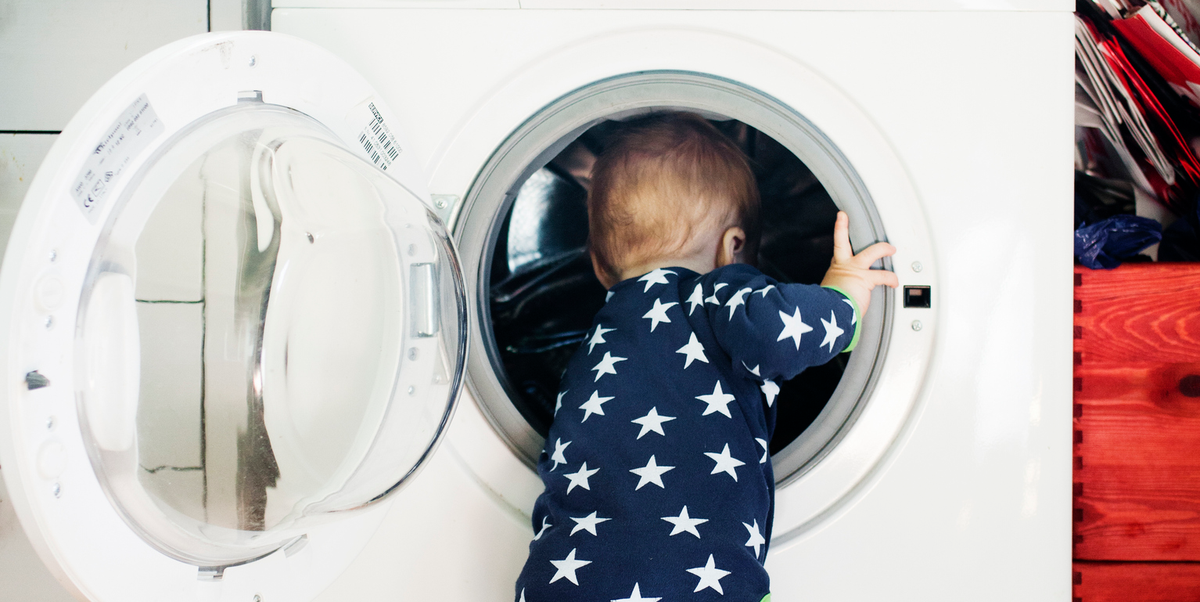 3-Year-Old Boy Dies After Being Trapped in Front-Loading Washing Machine