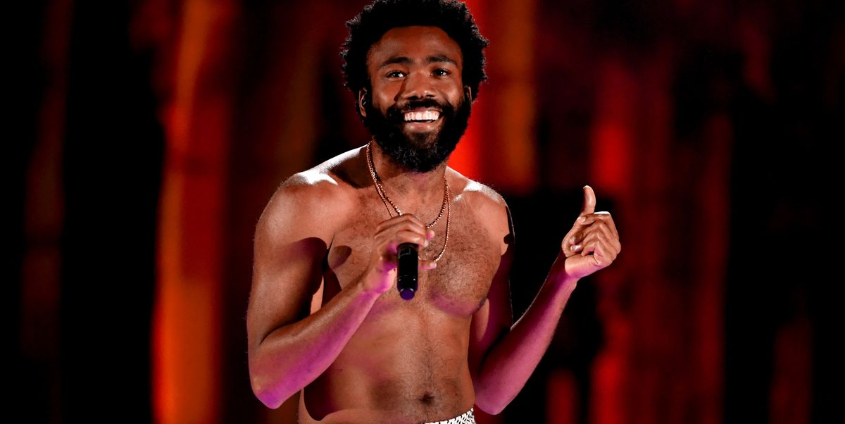 Donald Glover Officially Released His New Childish Gambino Album