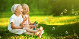 actividades para entretener a los niños pequeños en verano