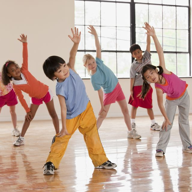 Image result for aerobic kids