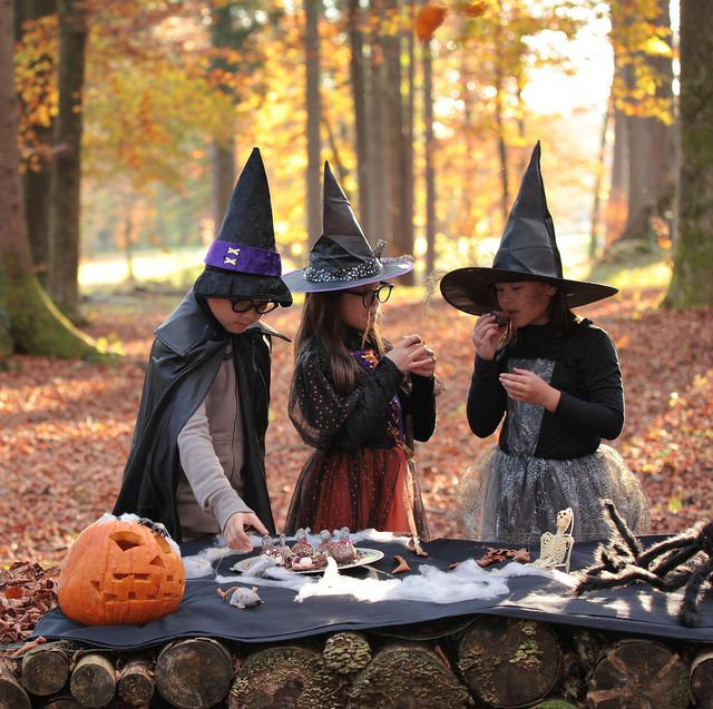 19 Diy Witch Costume Ideas Witch Halloween Costumes You Can Diy