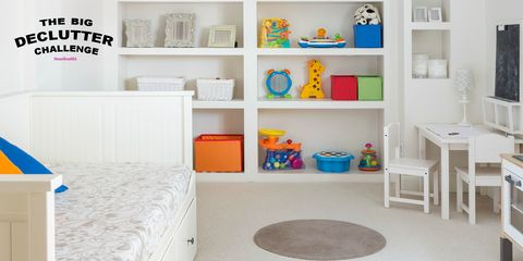 12 Children\'s and Kids\' Bedroom Ideas For A Clutter-free Life
