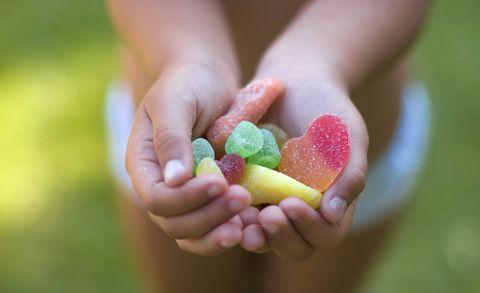 How much sugar should children have?